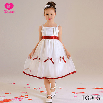 8bc739e79af9 New Arrival Sweet Flower Girl Dresses with Flower Party Pageant Dress for  Little Girls