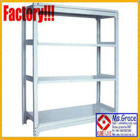 steel warehouse storage system display rack