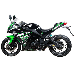 Motorcycle With Automatic Transmission, Motorcycle With