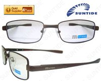 Metal Sport Spectacles Male Frames 2012 (M107)