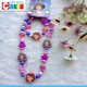 Sofia kids large jewelry latest design beads necklace