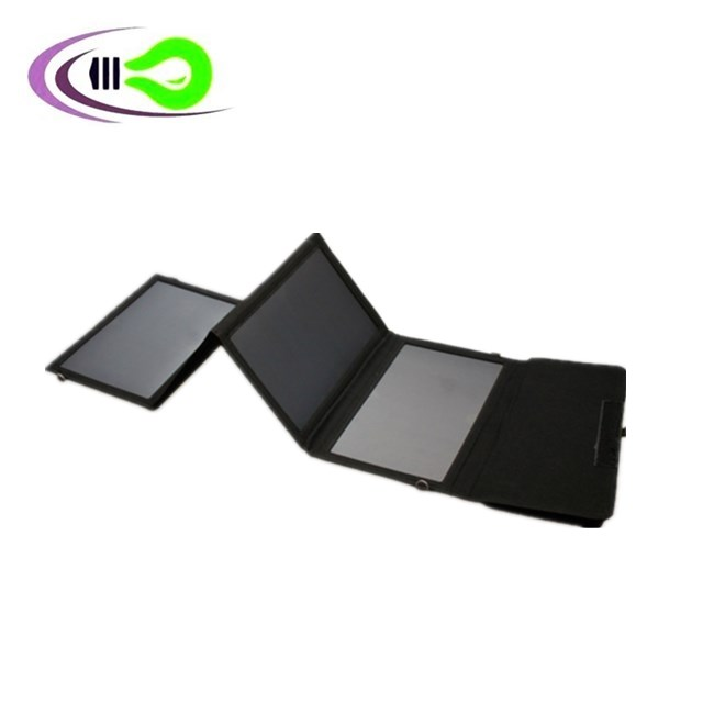 Outdoor Solar Charger Foldable Solar Panel High Efficient For Laptop Table Pc Computer Charge