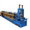 Botou Willing CZ Purlin Steel Profile Cold Metal Roll Forming Machine In China