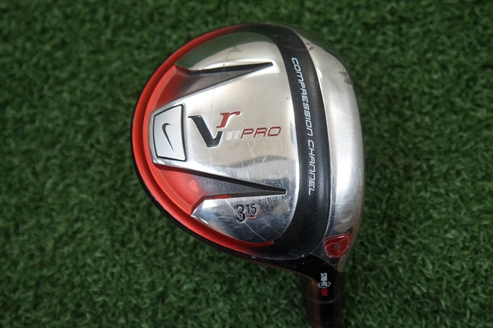 Nike Vr Pro Right-Handed Fairway Wood Graphite Stiff 15°