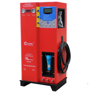 Amerigo Car Tire Nitrogen Generator, Full Automatic Digital Nitrogen Tire Inflator