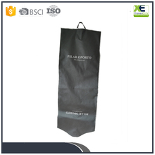 China Logo Printed 180CM Long Foldable Non Woven Garment Bag Manufacturer