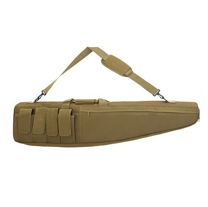 Carry portatile stand golf gun bag