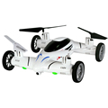 Free Shipping X25 2 4G 8CH Speed Switch 3D Flips RC Quadcopter Drone Car 360 Degree