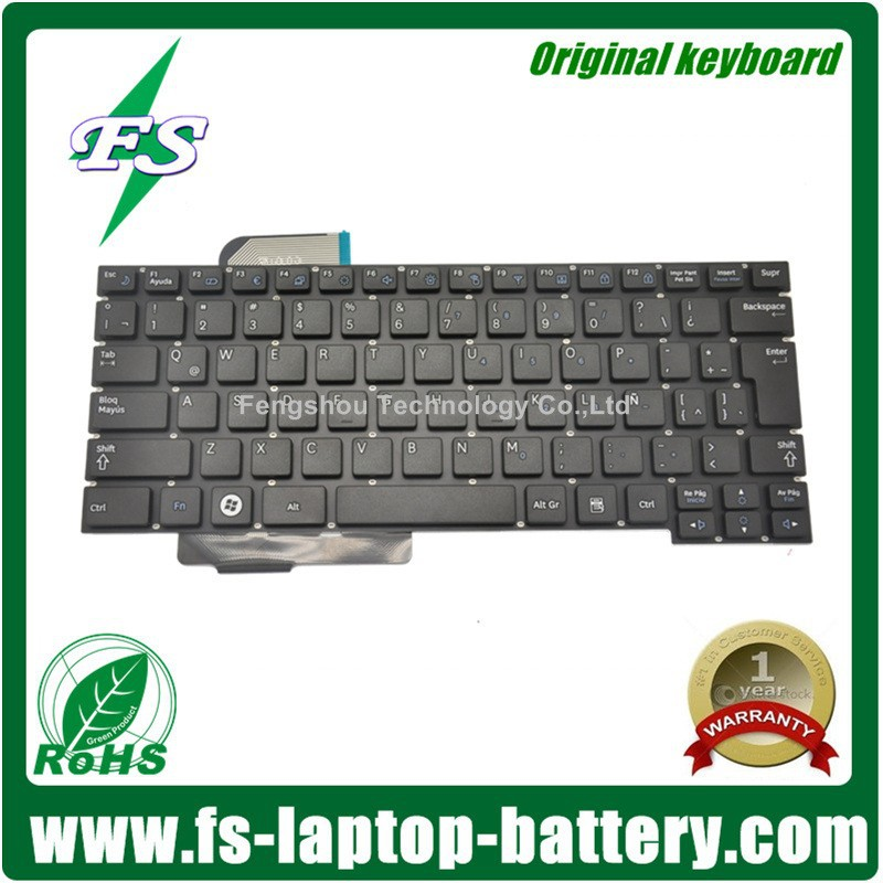 chinese laptop keyboard for samsung X128 US english layout keyboard