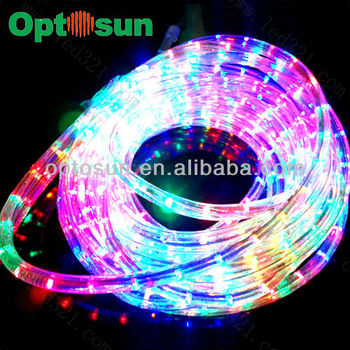 Ip67 waterproof led rope light buy led rope lightcolor changing ip67 waterproof led rope light aloadofball