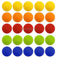 100 Round PU foam bullets ball refill for toy gun