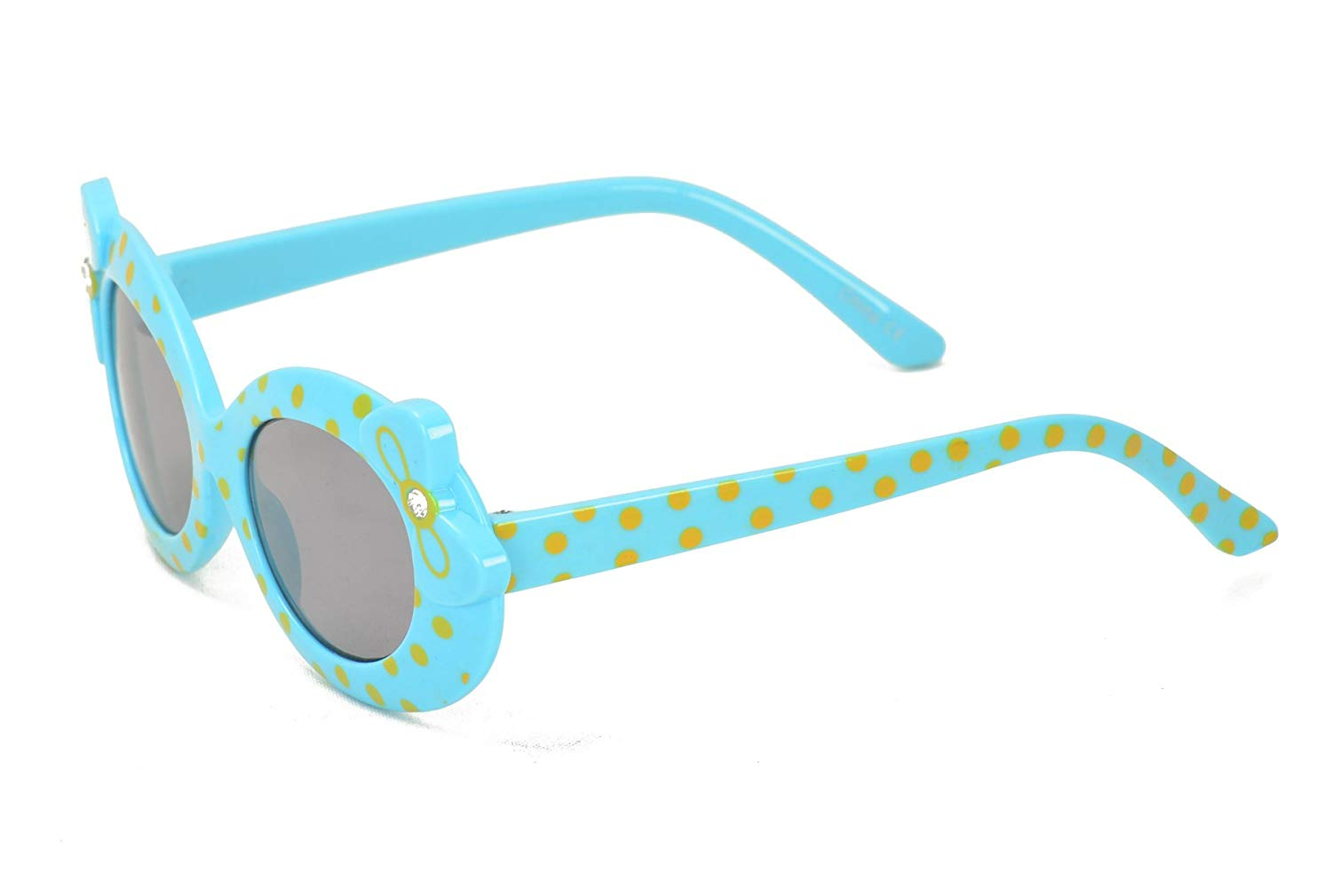 09cdd75d85 Hello Kitty Style Girls Dress Me Up Polka Dots Sunglasses for Kids