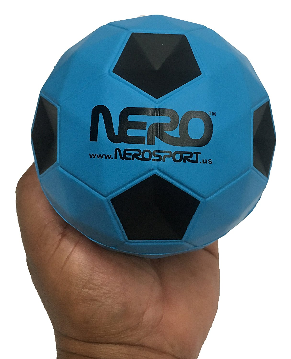 """Nero NS-R12 Rubber High Bounce Agility Toy Ball 4.7 inch """"Our Biggest High Bounce Ball Yet"""" Great For the Streets Playground Park Back Yard Agility Ball Bulk Price Birthdays Summer Ball"""