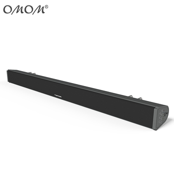 OM-SB100BT 2017 New BT Sound Bar Karaoke Soundbar