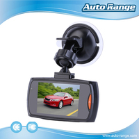 gs8000l car hd 720p dvr player with reversing rear view camera road safety guard with user manual