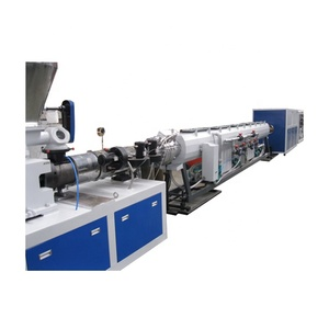 Plastic PVC pipe extrusion line from zhangjiagang friend machinery