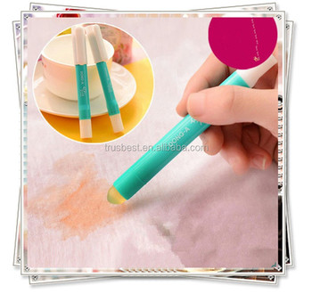 portable cloth stain remover pen hot selling stain removel stick pen