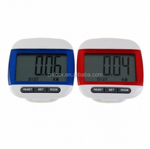 Large Screen Jogging Step Pedometer / Walking Calorie Distance Counter / digital step km counter