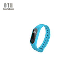 CE ROHS watches bluetooth smart bracelet manual Silicon Smart smart sport  bracelet for Smartphone smart bracelet M2 for gym
