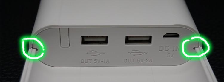 טומו אינטליגנטי גבוהה דו-שימושי בנק כוח סוללה 18650 תיק/תיבת 2A סוללה 18650 מטען DIY בנק כוח עם מסך עבור מחשב הלוח