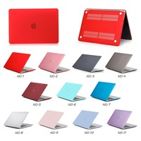 "2016 Matte Hard Case for New Macbook Pro, Rubberized PC Shell Case for Apple Macbook Pro 13"" and 15"""
