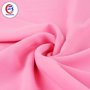 abaya textile fabric valentino plain dyed solid pattern sublimation bride pink fabric