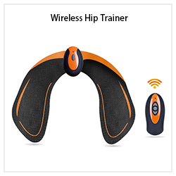 Amazon venda quente inteligente Mini massagem muscular EMS trainer