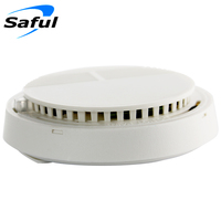 Hot Sell Independence GSM Smoke Detector Alarm with Unique SMD Design