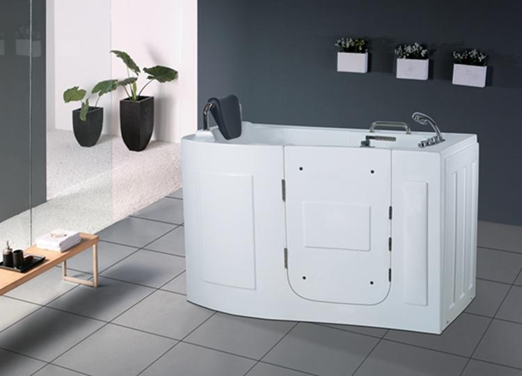 Vasca Da Bagno Per Disabili Dimensioni : Hs b vasche da bagno di piccole dimensioni con sede bagno