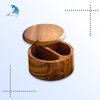Professional wood packaging box kitchen use food storing box for sale