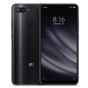 Unlocked International Version Arrival Xiaomi Mi 8 MI8 Lite 4GB+64GB AI Cameras, Fingerprint ID, 6.26 inch Notch Screen MIUI 10