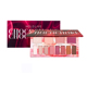 Hot Selling Eyes Makeup 3 in 1 Cosmetics Chocolate Rose Cosmetic Highlight Blush Eye Shadow Palette