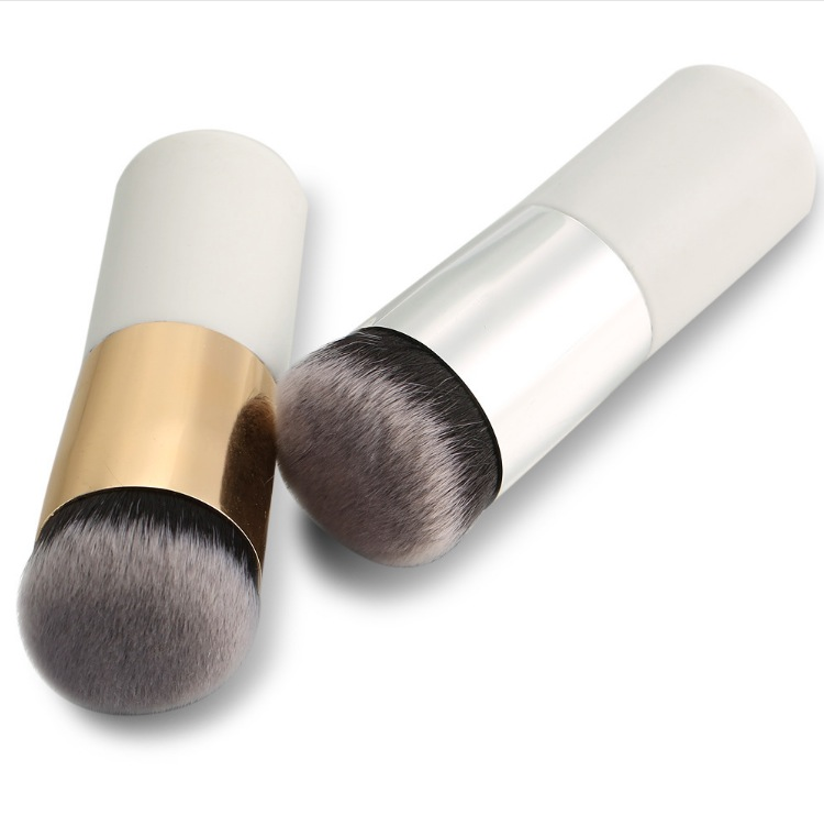 Neue Mode Große Runde Kopf Buffer Foundation Powder Make-Up Pinsel Plump Runde Pinsel Make-Up BB Creme Werkzeuge