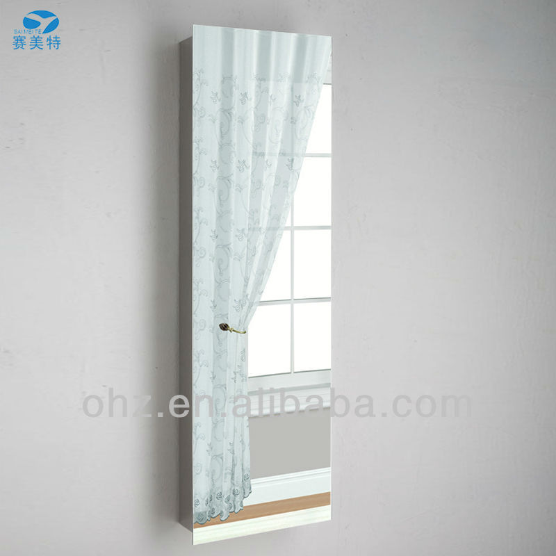 Thin Bathroom Mirror Cabinet 7057