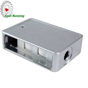 OEM Custom made metal aluminium extrusion enclosure box for industry and Electronics