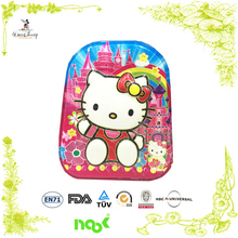 PET Plastic 6D school bag cover