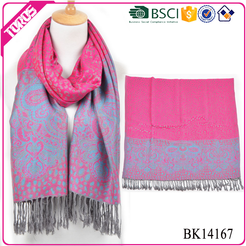 TOROS india women printed cashmere scarf