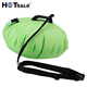 High Quality Nylon Belt Inflatable Swim Buoy Dry Bag Waterproof Diving Buoy Bag