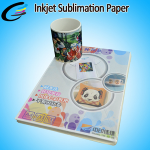 A3 A4 Sublimation Heat Transfer Paper Factory for T shirt Ceramic Mugs