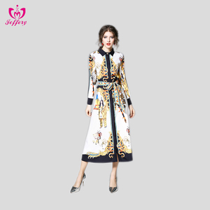 Retro court fashion western dresses names