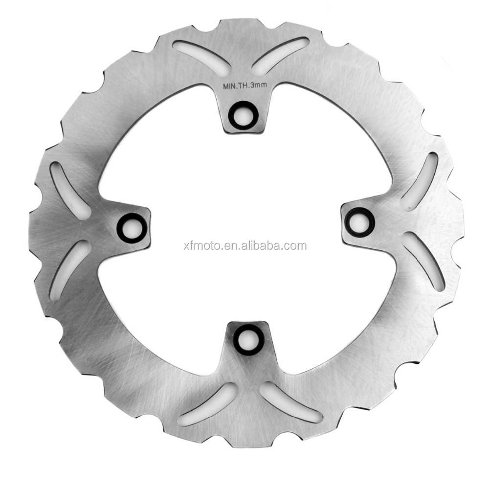Rear Brake Disc Rotor For Honda CB900F CB 900F Hornet 2002-2006 2003 04 2005 New