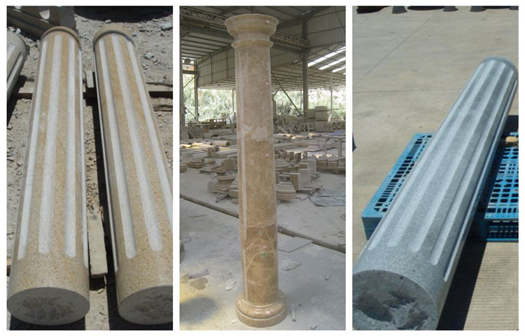 Good House Roman Pillars Column Designs Decorative Pillars For Homes
