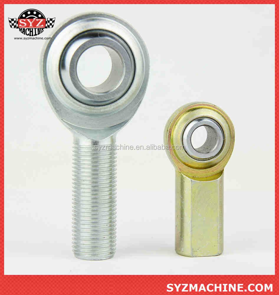 "1/2""x5/8"" Male low cost economy rod end rod end bearing"