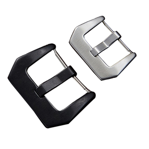 18mm 20mm 22mm 24mm 26mm China made polished brushed stainless steel watch strap buckle for smart watch strap