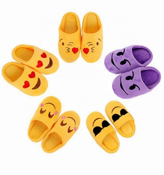 d70191dd282 2019 Factory Direct Sale Baby Shoes Winter Slippers Children Funny Soft  House Indoor Floor Shoes Kids