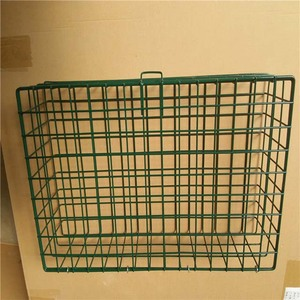 PE Coated Freezer Basket Fruit/Vegetable Storage Basket