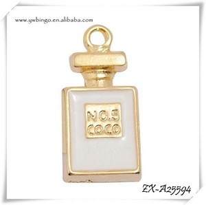 Floating Perfume Charm for Glass Lockets Jewelry Accessories Pendant ZX-A25594