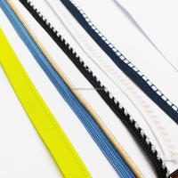 Wholesale light color flat cotton piping cord for sewing