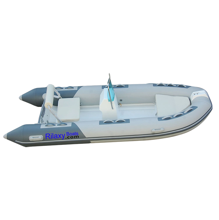 3.9m 6 Person steering console boat