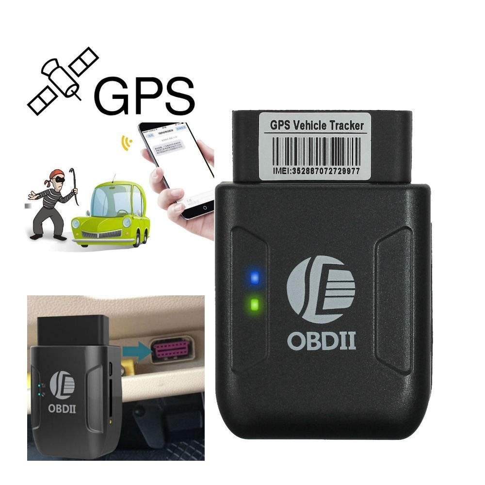 Mini GPS OBD2 OBD II Car Tracker Vehicle Truck Realtime Tracking Device GSM GPRS